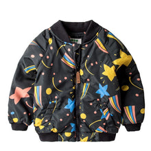 Spaceman Jacket -  Hipster Kids Style. Youth Clothing and apparel Outfitters for hipster kids, toddlers, and babies.