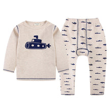 Wool Pajamas Set Beard Glasses Design -  Hipster Kids Style. Youth Clothing and apparel Outfitters for hipster kids, toddlers, and babies.