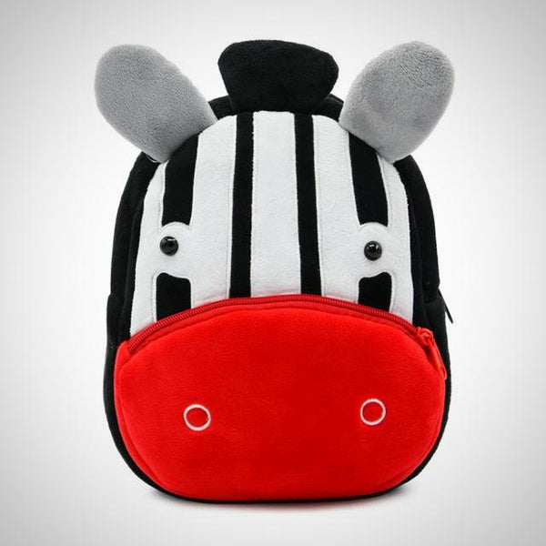 Stripes the Zebra Toddler Animal Backpack -  Hipster Kids Style. Youth Clothing and apparel Outfitters for hipster kids, toddlers, and babies.