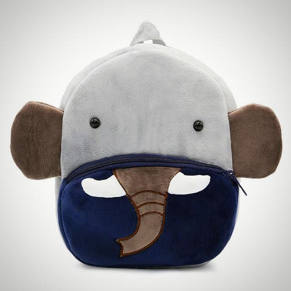 Thumpity the Elephant Toddler Animal Backpack -  Hipster Kids Style. Youth Clothing and apparel Outfitters for hipster kids, toddlers, and babies.