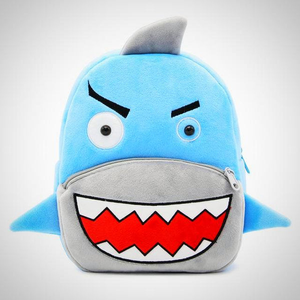 Baby Shark Toddler Animal Backpack -  Hipster Kids Style. Youth Clothing and apparel Outfitters for hipster kids, toddlers, and babies.
