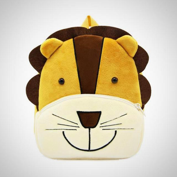 Mike the Lion Toddler Animal Backpack -  Hipster Kids Style. Youth Clothing and apparel Outfitters for hipster kids, toddlers, and babies.
