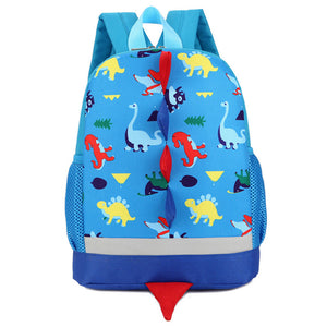 Dinosaur Pattern Animal Backpack -  Hipster Kids Style. Youth Clothing and apparel Outfitters for hipster kids, toddlers, and babies.