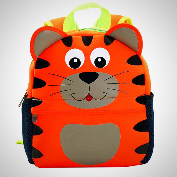 Rachel the Tiger Animal Backpack -  Hipster Kids Style. Youth Clothing and apparel Outfitters for hipster kids, toddlers, and babies.
