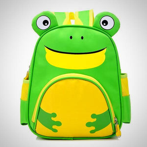 Junior Frog Animal Backpack -  Hipster Kids Style. Youth Clothing and apparel Outfitters for hipster kids, toddlers, and babies.