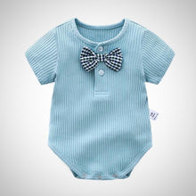 Knit Baby Bowtie Onesie -  Hipster Kids Style. Youth Clothing and apparel Outfitters for hipster kids, toddlers, and babies.