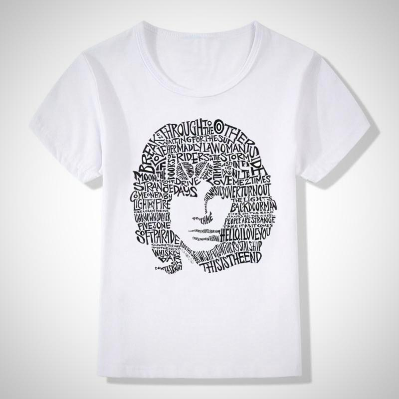 97c90fbd9be The Doors Jim Morrison Rock Legend Vintage T-Shirt - Hipster Kids Style.
