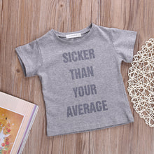 Sicker Than Your Average T-Shirt -  Hipster Kids Style. Youth Clothing and apparel Outfitters for hipster kids, toddlers, and babies.