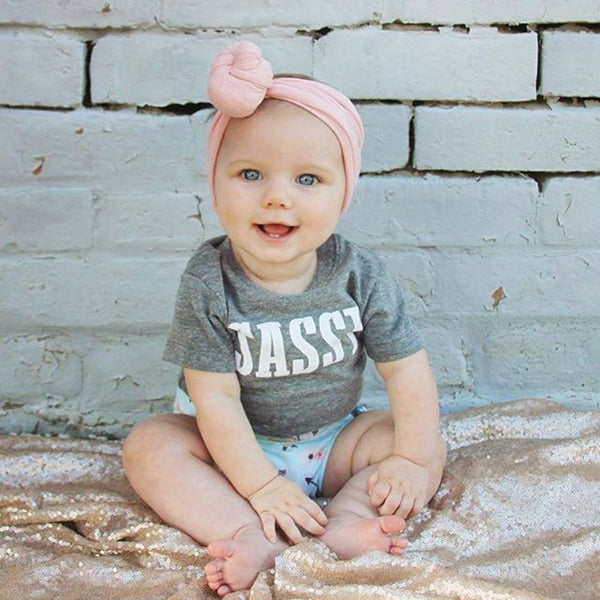 SASSY T-Shirt -  Hipster Kids Style. Youth Clothing and apparel Outfitters for hipster kids, toddlers, and babies.
