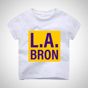 Lebron James LABron T-shirt -  Hipster Kids Style. Youth Clothing and apparel Outfitters for hipster kids, toddlers, and babies.