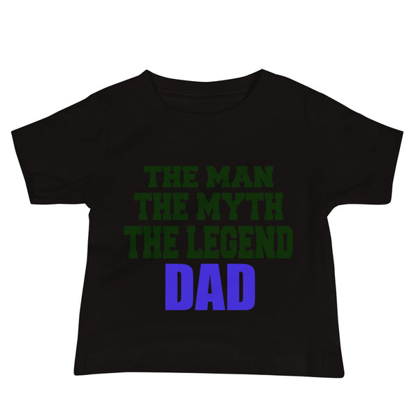Baby Jersey Short Sleeve Tees for Daddy's Favourites