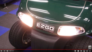 How to Install Lights on Your EZGO Golf Cart