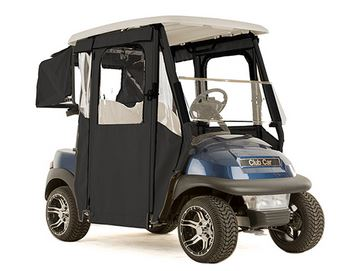 Golf Cart Enclosure Styles & Choices