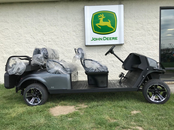 2021 EZGO S6 Six-Passenger Golf Car