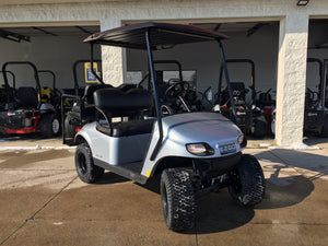 JUST ARRIVED!  2021 EZGO Valor with 2021 EX1 Gas Engine.