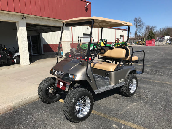 Mutton Power Sports Repairs Golf Carts