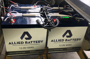 Why Lithium Golf Cart Batteries are the Future