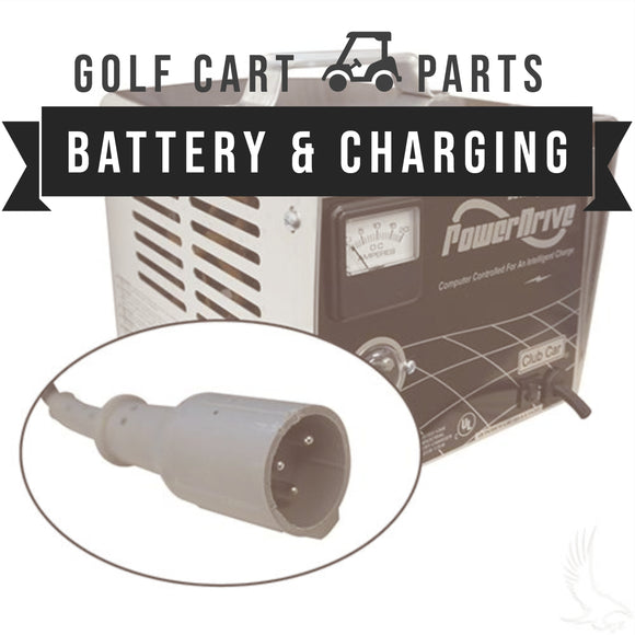 Golf Cart Battery Chargers and Charger Parts | Cart Parts Direct