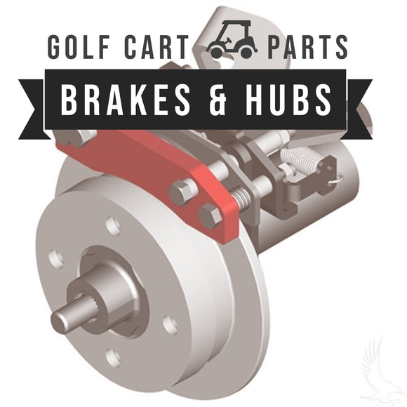 Golf Cart Brakes and Hubs | Cart Parts Direct