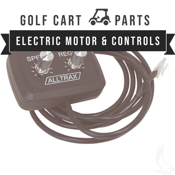 Golf Cart Electric Motors and Controllers | Cart Parts Direct