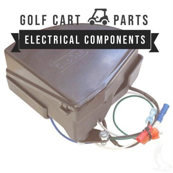 Golf Cart Electrical Components | Cart Parts Direct