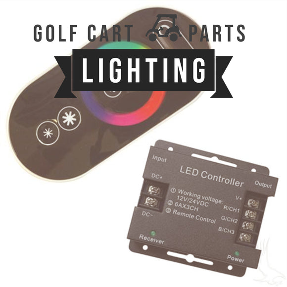 Cart Parts Direct | Lighting & Bulbs