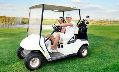Drive your Golf Car to keep batteries fresh