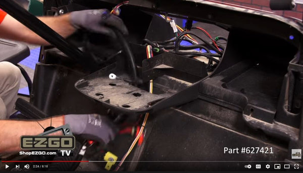 Wire Harness From Dash to Engine Compartment