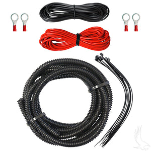 Power Outlet State of Charge Meter Wiring Kit | Cart Parts Direct
