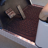 RHOX Rhino Floor Mat Installed | Cart Parts Direct