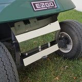 Stainless Steel Front Shield Installed | Cart Parts Direct
