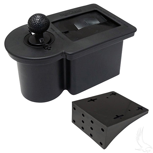 Black Ball Washer w/ Mount | Cart Parts Direct