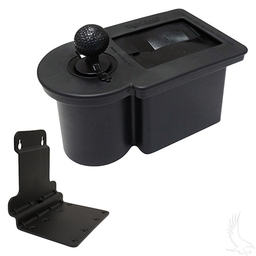 Black Ball Washer with Bracket | ACC-BW005