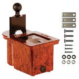 Woodgrain Ball Washer w/ Bracket | Cart Parts Direct