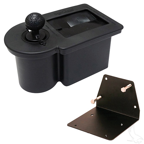 Black Ball Washer w/ Bracket | Cart Parts Direct