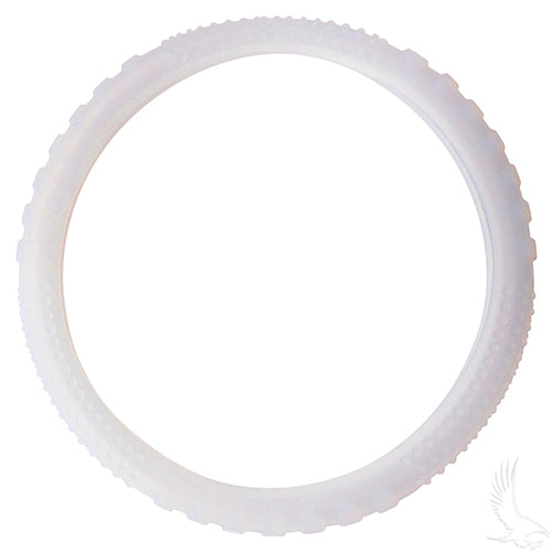 Clear Rubber Steering Wheel Cover | Cart Parts Direct