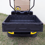 RHOX Thermoplastic Utility Box w/ Mounting Kit Closed | Cart Parts Direct