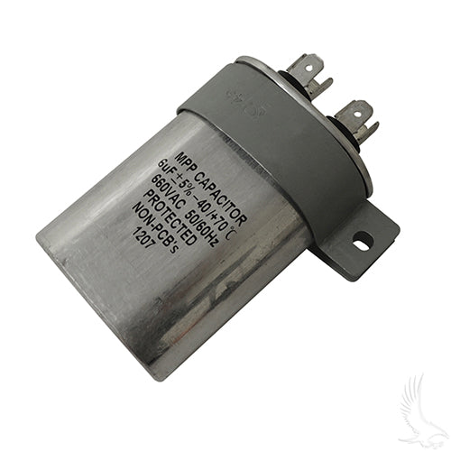 Replacement Lester 6 mF Capacitor | Cart Parts Direct