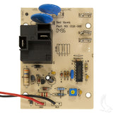 Power Input/Control Charger Board Top | Cart Parts Direct