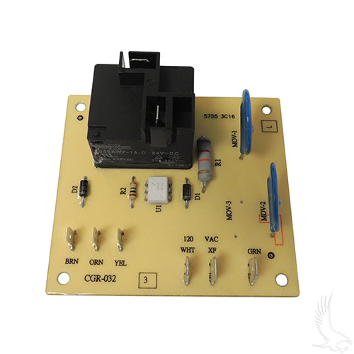 Power Input Charger Board | Cart Parts Direct