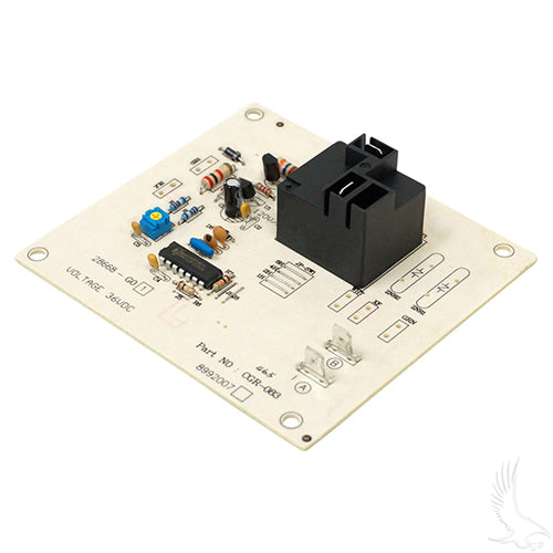 Total Charge 1/3/4 Charger Board Module Assembly | Cart Parts Direct
