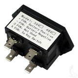 48V Charge Meter w/ Tabs Terminals 2 | Cart Parts Direct