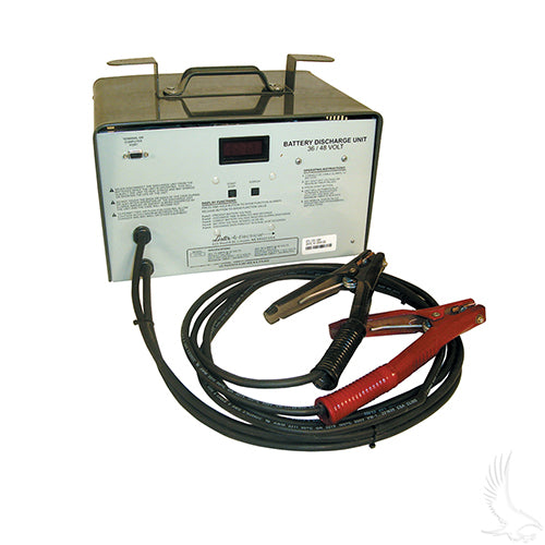 36V/48V Discharge Tester | Cart Parts Direct
