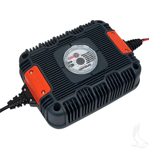 48V/20A NOCO Genius Battery Charger | Cart Parts Direct