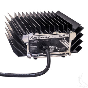 36V/19.5A Lester Summit Series High Frequency Battery Charger | Cart Parts Direct