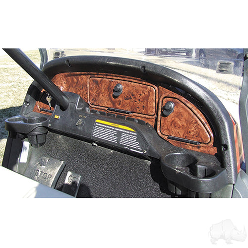 Dark Woodgrain Dash | Cart Parts Direct