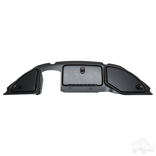 Black Textured Three Door Dash | Cart Parts Direct