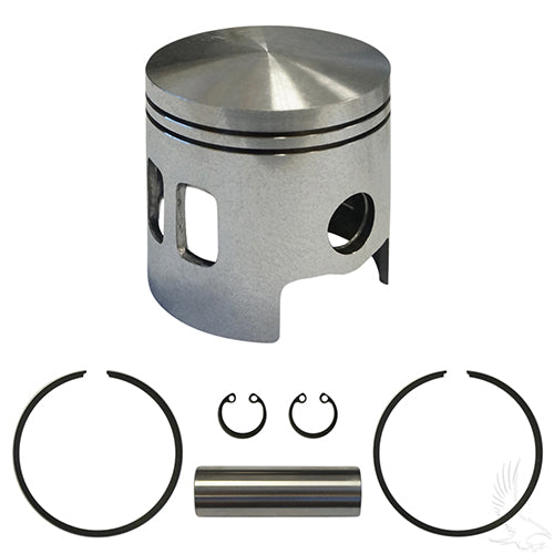 2 Port Standard Size Piston and Ring Assembly | Cart Parts Direct