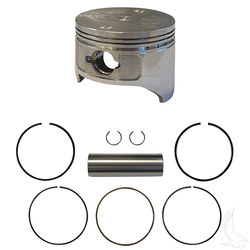'+.25mm Piston and Ring Set | Cart Parts Direct