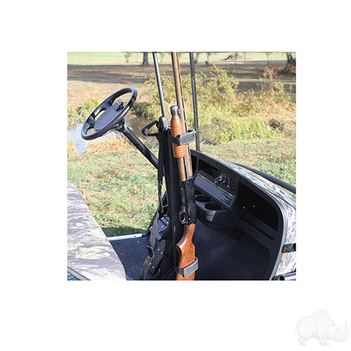 Stand Up Gun Rack | Cart Parts Direct